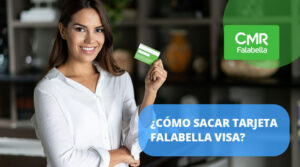 Cómo sacar tarjeta Falabella Visa